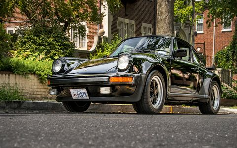The 930 Turbo was a true supercar in its day.