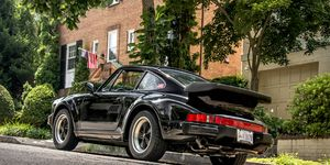 The 930 Turbo could circles around just about everything on the road back in the day.