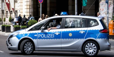 Some 50 police officers reportedly took part in the raid on VW offices in Wolfsburg. (File photo).
