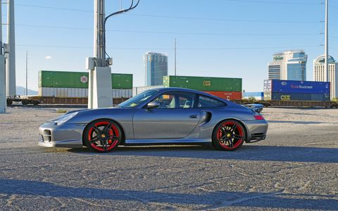 Renegade Hybrids Porsche 911 Turbo and Boxster S now move with Chevrolet power.
