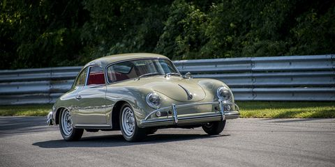 The Porsche 356 turns 70 this month, and the automaker is hosting celebrations all over the world.