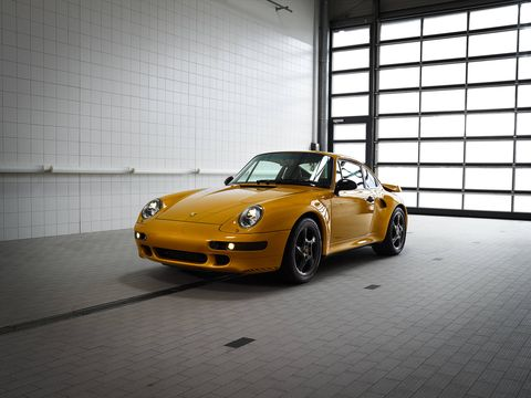 Porsche Project Gold will be shown at Rennsport Reunion in September 2018