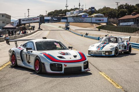 The new 935 and the old 935