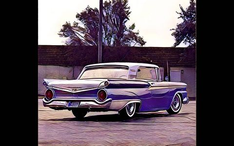 Prisma takes your images and manipulates them with a series of filters -- turning a mundane shot of a car, boat or dog into a work of art.