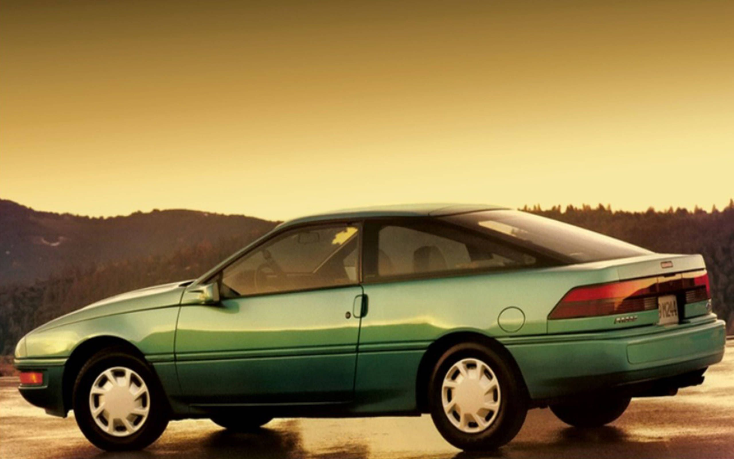 Cars From The '90s You Don't See Anymore
