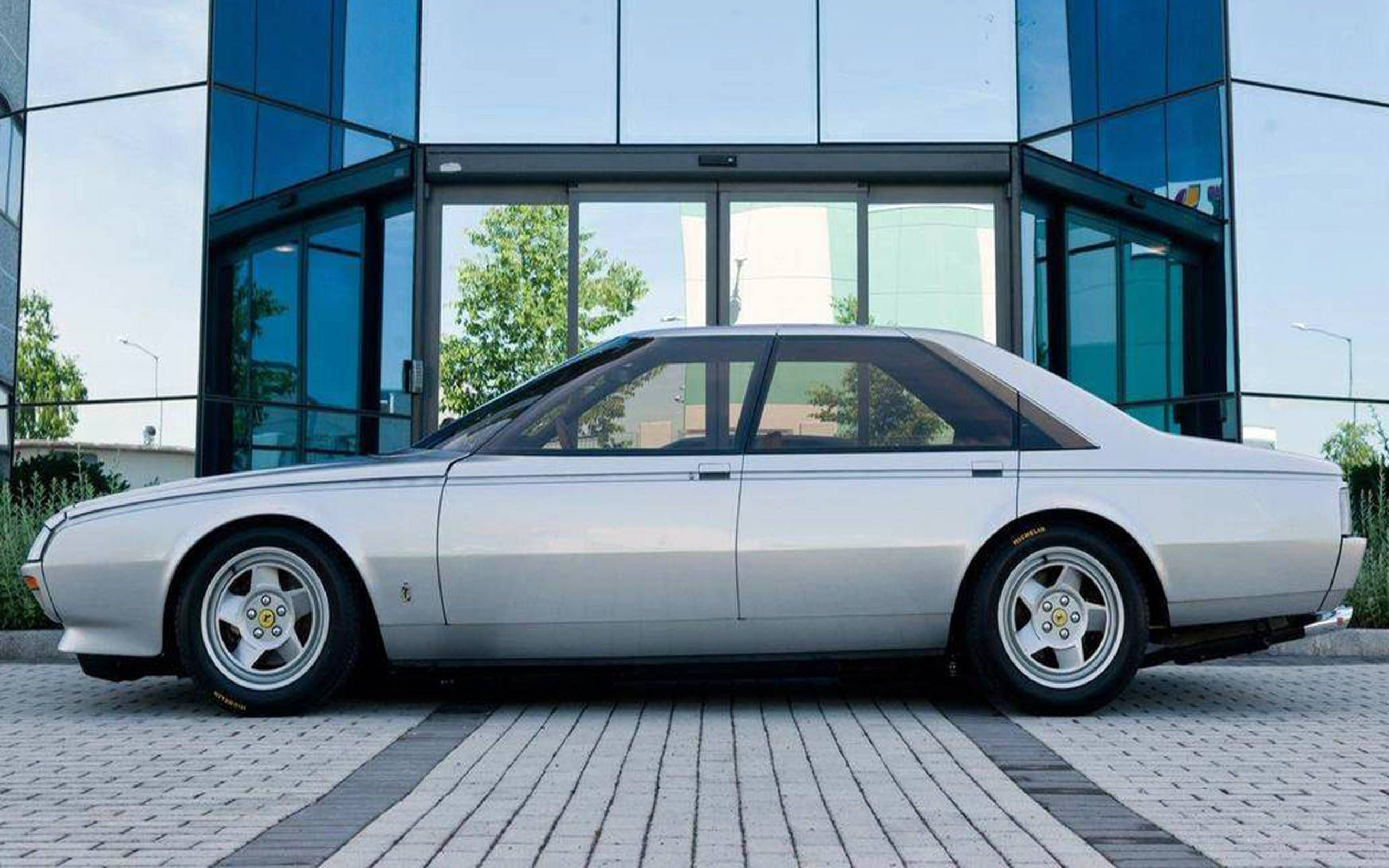 This Is The First And Only Ferrari Four Door Sedan And It S Up For Sale