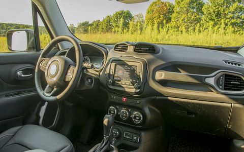 2017 Jeep Renegade Desert Hawk Trail Rated With Desert Style