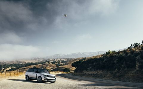 The Land Rover Range Rover SVAutobiography Dynamic