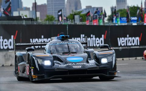 Sights from the IMSA Chevrolet Sports Car Classic Detroit Belle Isle Grand Prix, Saturday, June 3, 2017