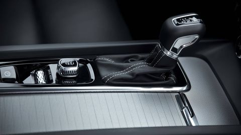 The 2019 Volvo S60's interior is as posh as the rest of the Volvo lineup.