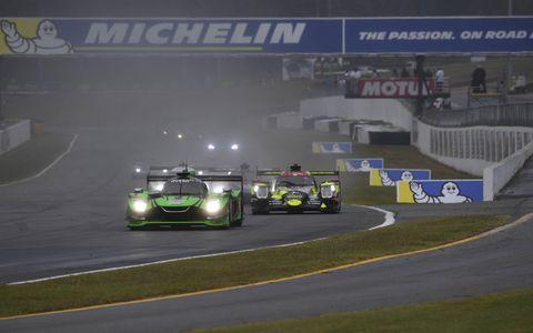 Sights from the IMSA Motul Petit Le Mans action at Road Atlanta, Saturday Oct. 7, 2017.