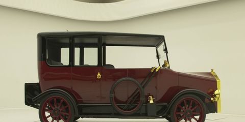 The original Model A from Mitsu, not Ford, was based on the Fiat Tipo 3, a seven-passenger town car body with a 35-hp inline-four engine.