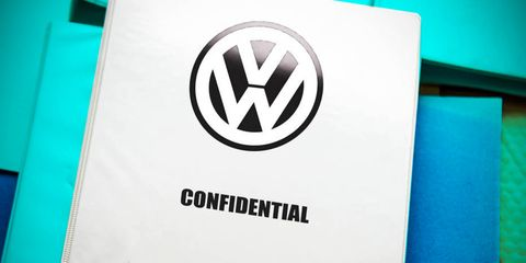 The internal report was commissioned by VW but never released, contrary to early promises.
