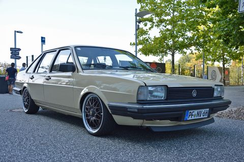 Over 16,000 GTI fans flocked to Wolfsburg for the second Coming Home Festival.