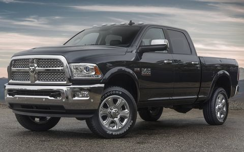 The Ram 2500 will unveil a new Off-Road Package at the Chicago auto show.