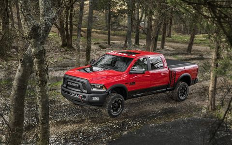 A refreshed Ram Power Wagon debuts at the Chicago auto show.
