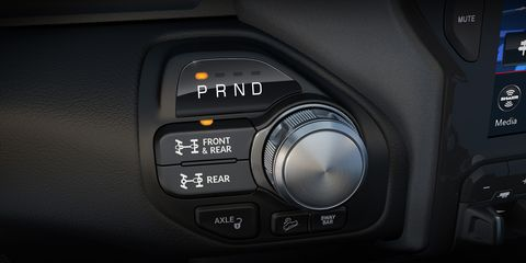 Just because it's a heavy duty pickup doesn't mean you have to suffer during your commute. The 2019 Ram 2500 and 3500 HD pickups will have an interior as posh as the lighter-duty Ram 1500.