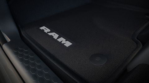 The 2019 Ram Chassis Cabs are offered in Tradesman, SLT, Laramie and Limited trims with upgraded interiors and infotainment.