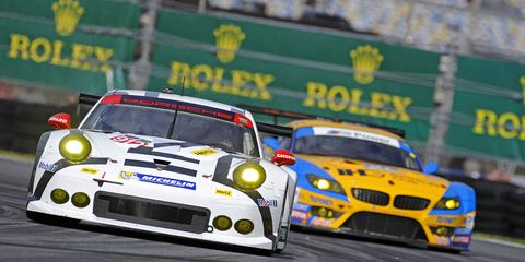 The Rolex company will continue to act as the title sponsor of the 24-hour sports-car racing classic.
