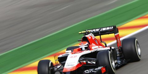 American Alexander Rossi has experience as a reserve driver in Formula One and would appear to be on a short list of candidates to drive for the Haas F1 Team in 2016.