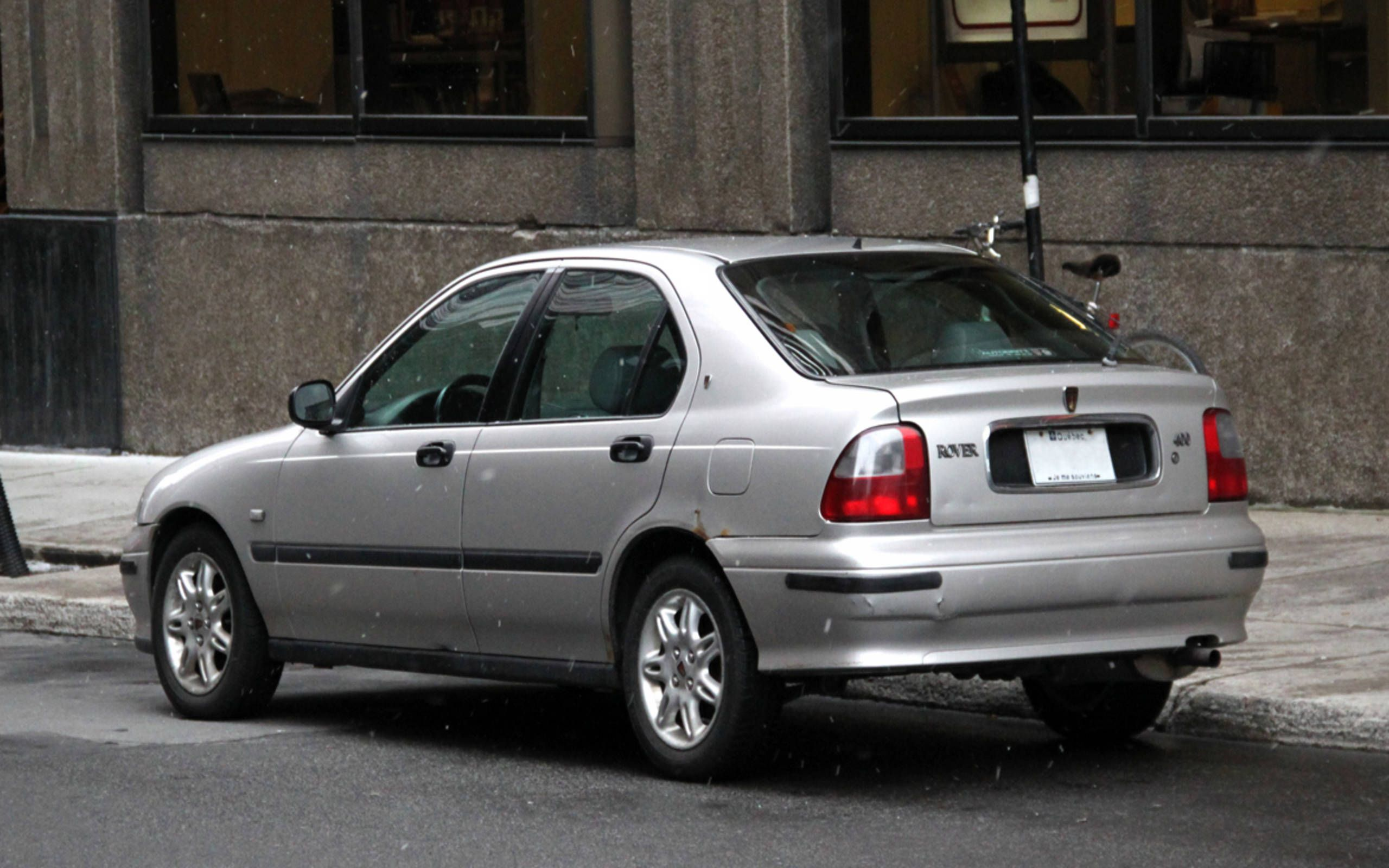[FPWZ_2684]  Sterling: The time Honda and Rover joined forces to invade U.S. | Rover 400 Wiring Diagram |  | Autoweek