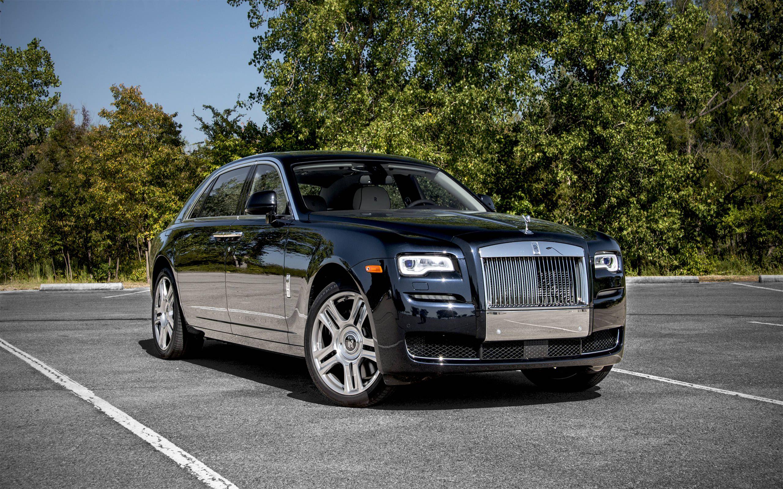 2015 Rolls Royce Ghost Series Ii First Drive