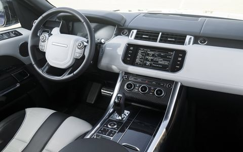 A bespoke interior featuring unique sports seats provides further visual differentiation and ensures occupants are held securely in place during driving.