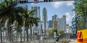 The Formula 1 Grand Prix of Miami project will be shelved but but not scrapped.