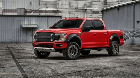 The 2019 Ford F-150 RTR is available to order now at select Ford dealers.