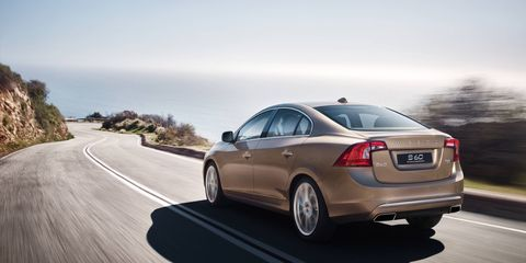 The first volume Chinese-made car for sale in America is here: The Volvo S60 T5 Inscription, made in Chengdu, China.