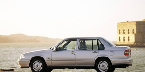 The very first S90 was a facelifted 960 model from that car's last two years of production.