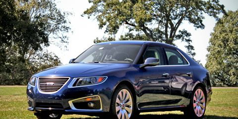 The Takata airbag recall list now includes the Saab 9-5 sedans from the 2010 and 2011 model years.