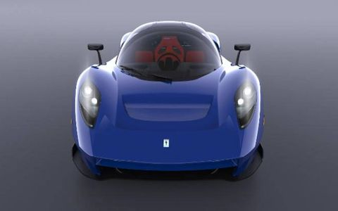 Scuderia Cameron Glickenhaus says it will have a running, 650-hp prototype of the 004S built by mid-2018.