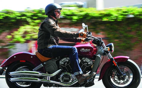 We test the 2015 Indian Scout, a new cruiser that recalls its classic 1920s namesake  while adding the benefits of modern power, comfort and technology.