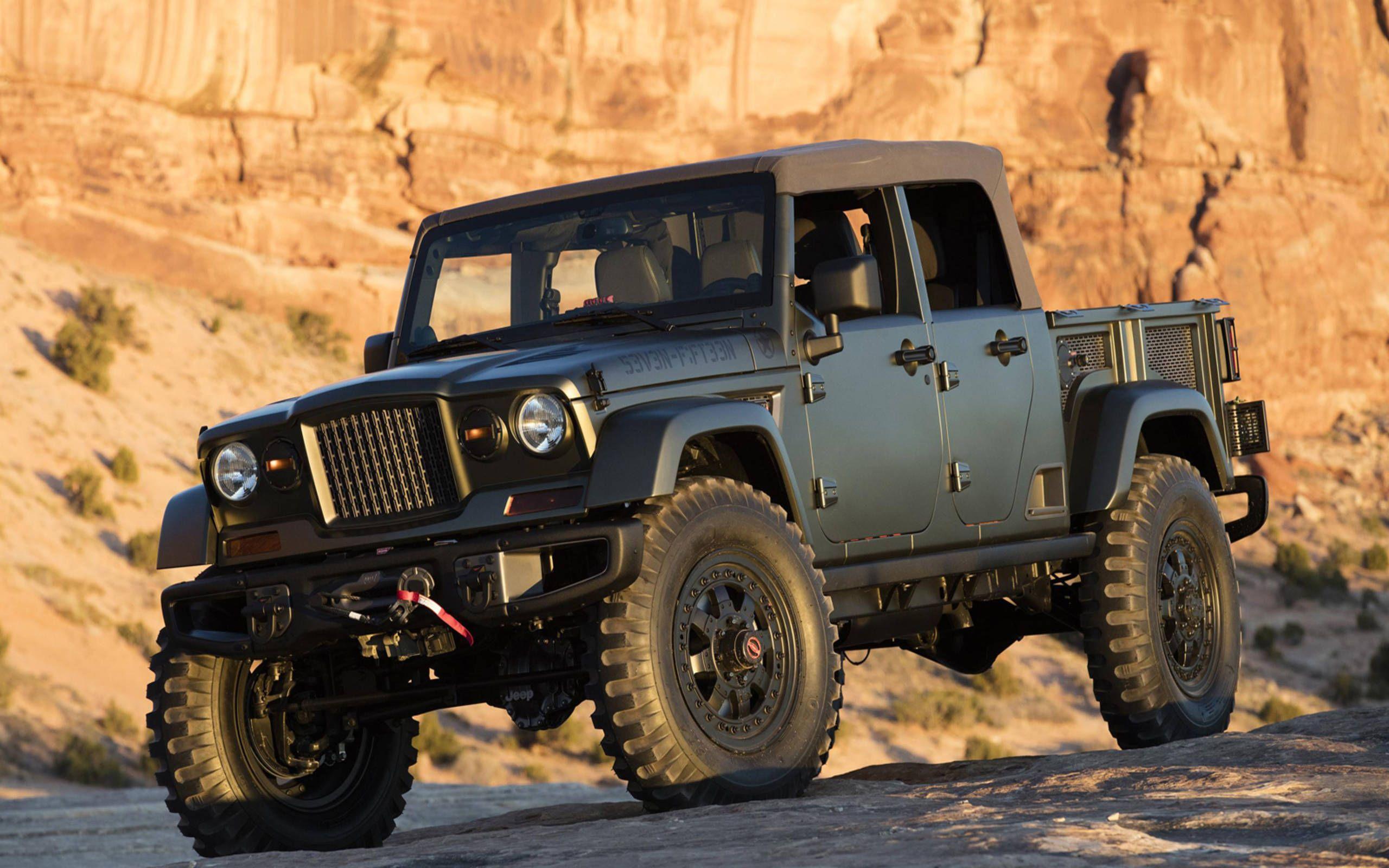 The Jeep Scrambler Will Get An Optional Soft Top