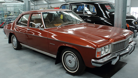 An Australian man is asking $1 million for an example of every generation of Holden Premier.