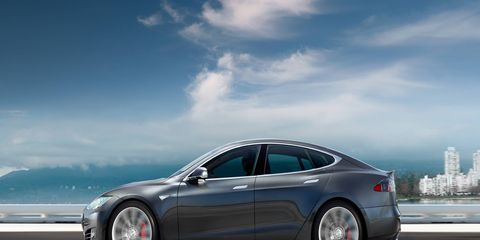 Tesla Model S may have some tough competition in the future.