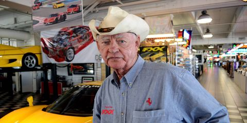 Preston Henn raced at Le Mans, Daytona and founded a popular drive-in chain his native Florida.