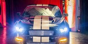 The Shelby GT-H 50th Anniversary Edition will be ready to rock during the Memorial Day weekend.