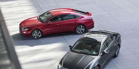 The 2020 Hyundai Sonata is an impressively styled sedan heading into a shrinking sedan marketplace.