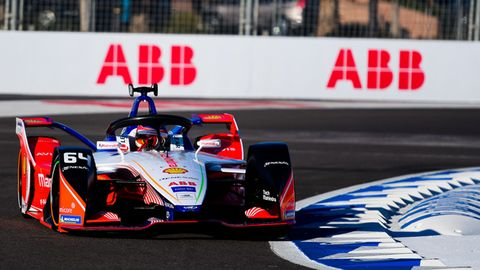 Images from round 2 of the 2018-19 ABB FIA Formula E season.