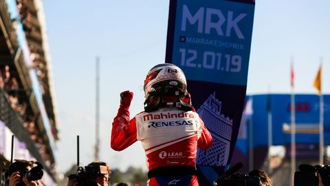 Images from round 2 of the 2018-19 ABB FIA Formula E season.
