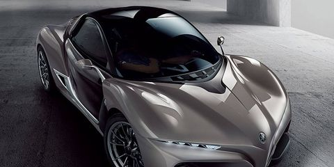 Yamaha isn't an automaker, but it can still make an attractive car...or at least a concept.