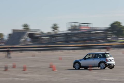 To find an SCCA Starting Line School or autocross event near you, visit www.scca.com/autocross