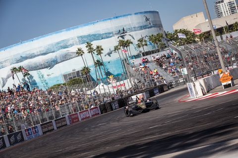 Sights from the IndyCar Grand Prix of Long Beach, Friday, April 12th, 2019.