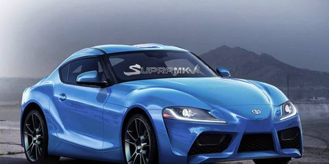 The next Toyota Supra is coming with BMW-sourced I4 and I6 engines and no manual transmissions.