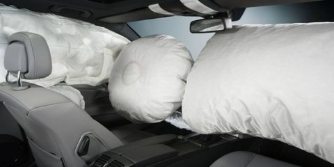 A recall of Takata airbags has been expanded to cover nearly 8 million vehicles.