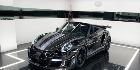 Three new TechArt Porsches bring performance and style.