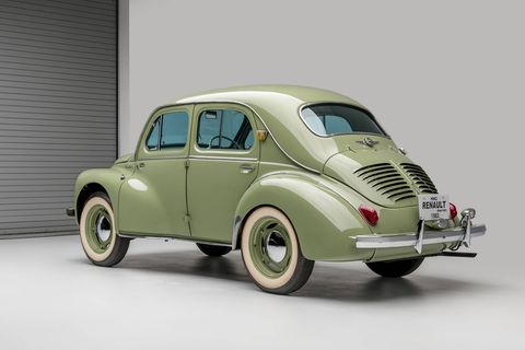 1962 Hino Renault Model PA62