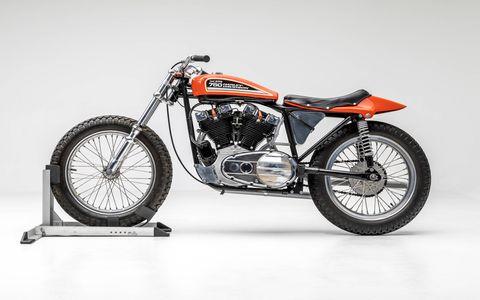 1970 Harley-Davidson XR-750
